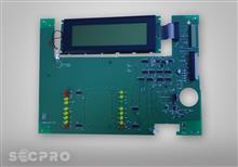 NF3000 Display Plate with 240-64 pixel LCD